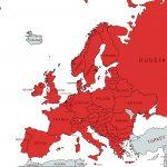 Paesi in cui funziona Trackting Europa